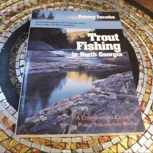 Vintage 1990s Trout Fishing in North Georgia